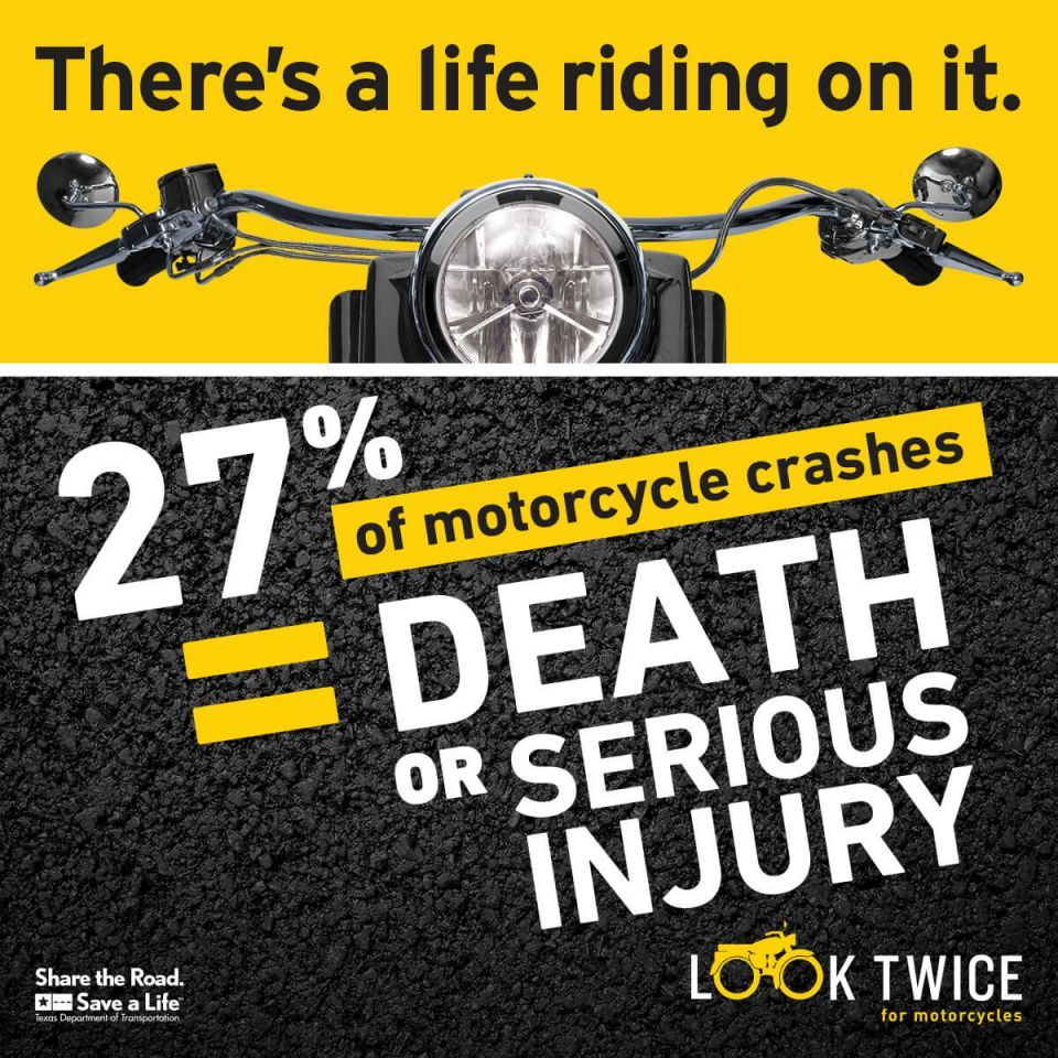 Motorcycle Safety Awareness Month - Sarasota Manatee MPO