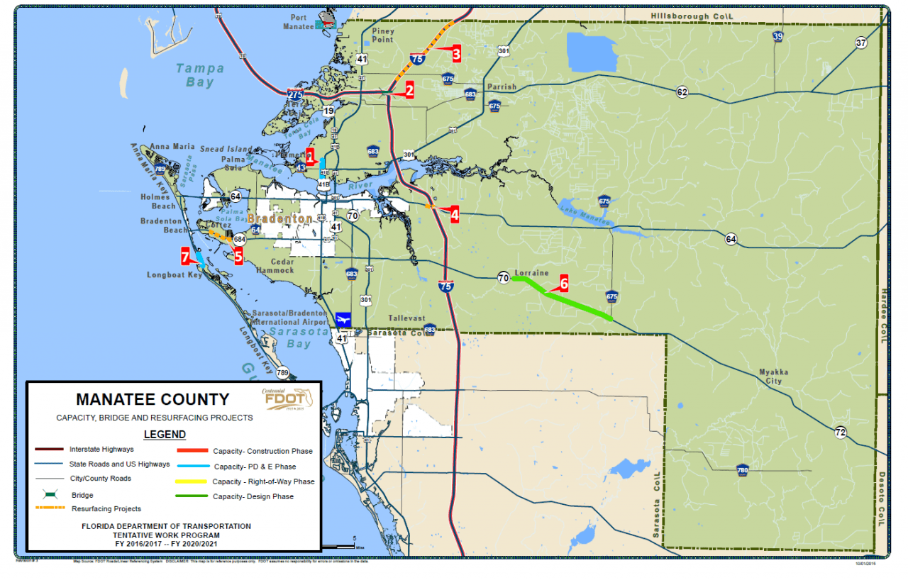 Draft 5 Year Transportation Improvement Program for 2016/17--2020/21 Available for Public Review and Comment